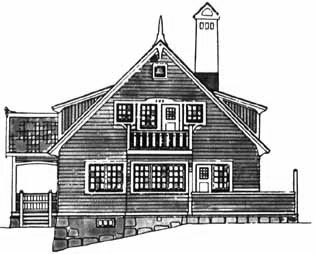 Characteristics of a small house